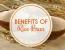 Benefits of Rice Bran