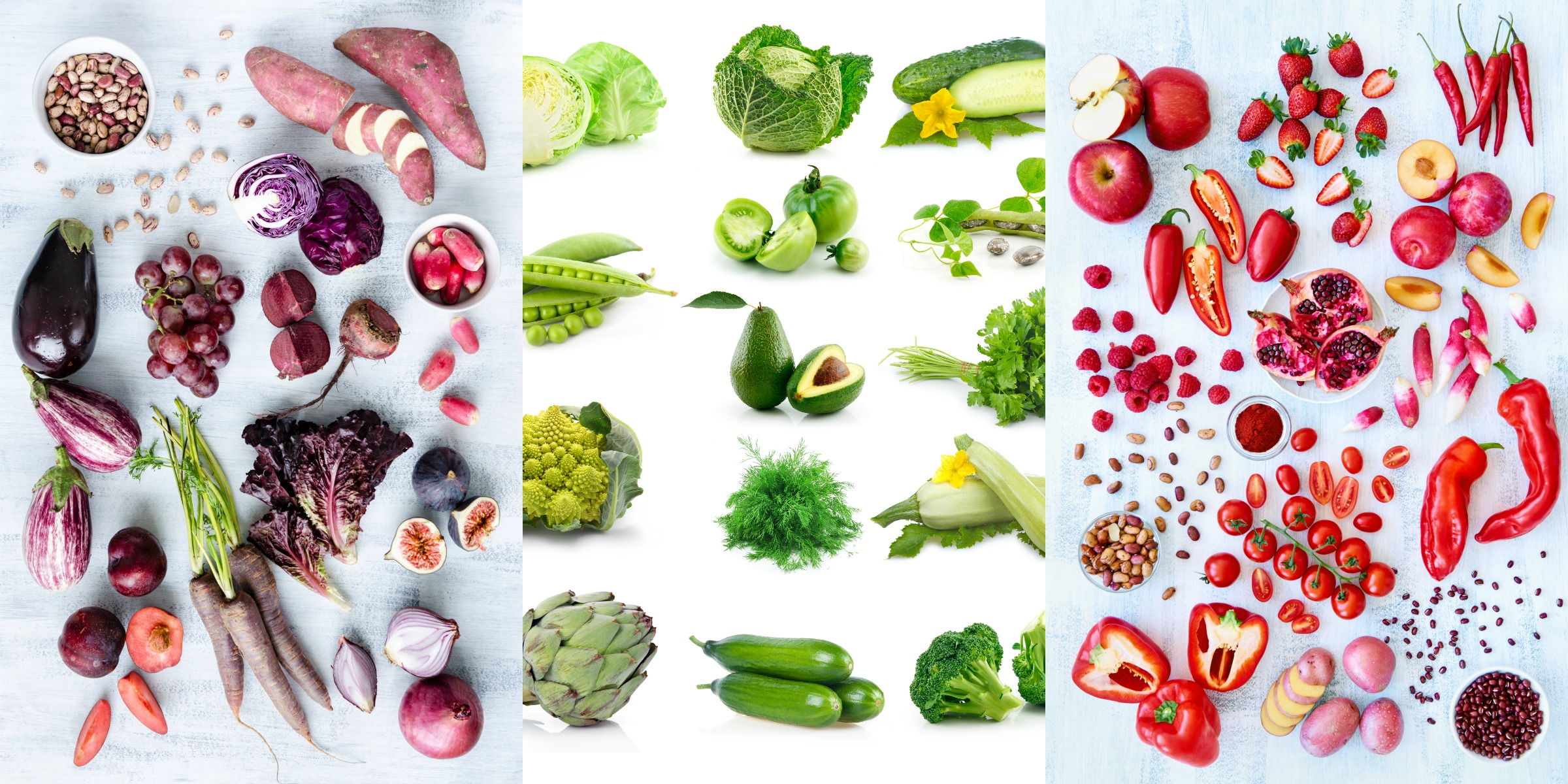 Superfood Collage