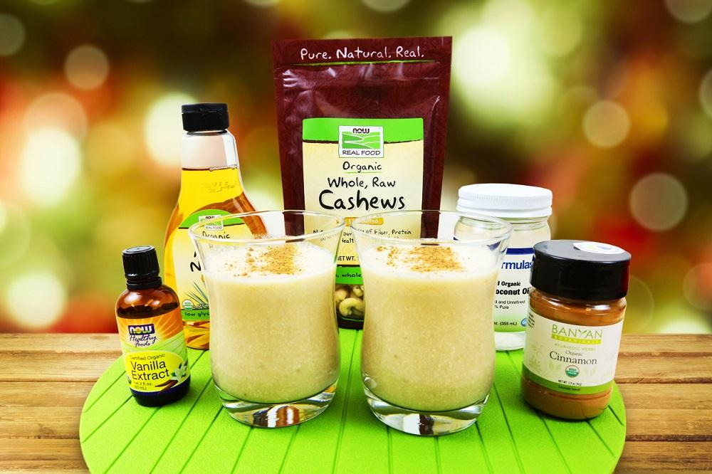 Vegan eggnog recipe pureformulas - Traditional eggnog recipe holidays ...