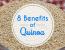Benefits of Quinoa
