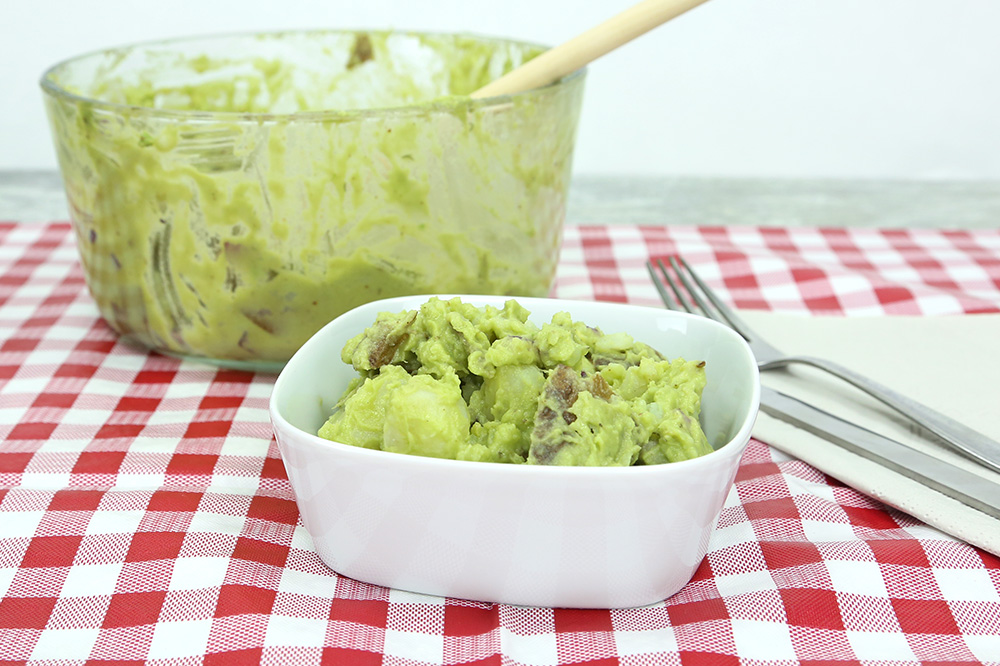 Guilt-Free Green Potato Salad | PureFormulas