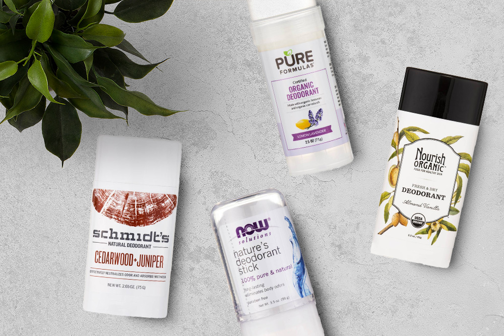 Why Natural Deodorants Are the New Thing