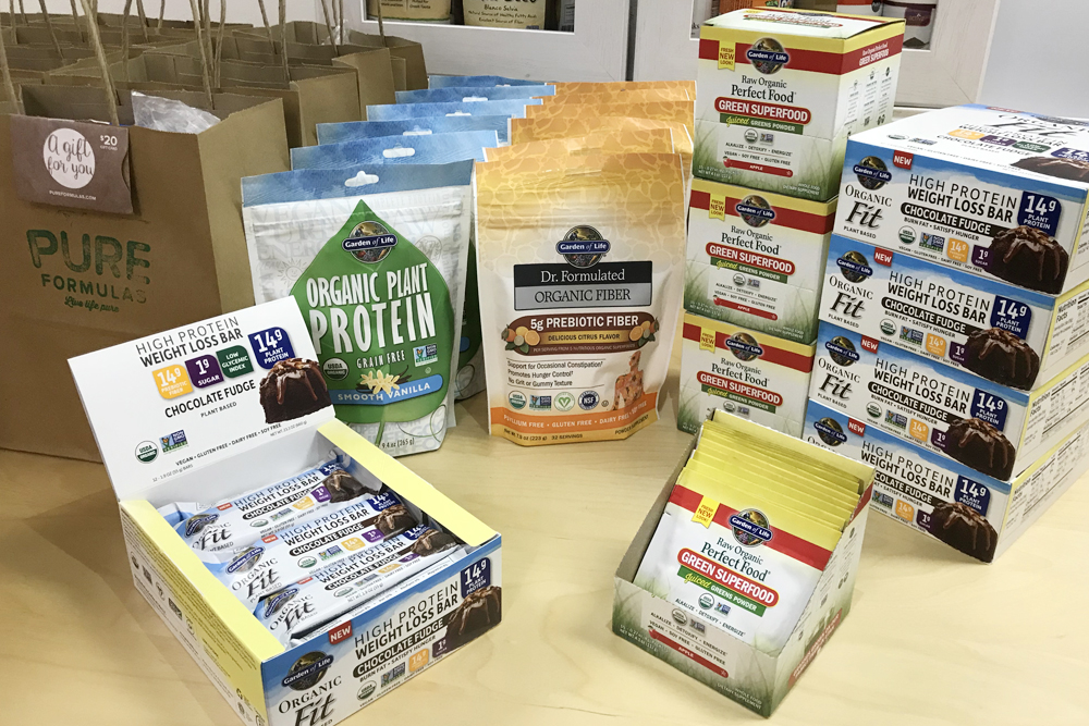 PureFormulas Wellness Challenge